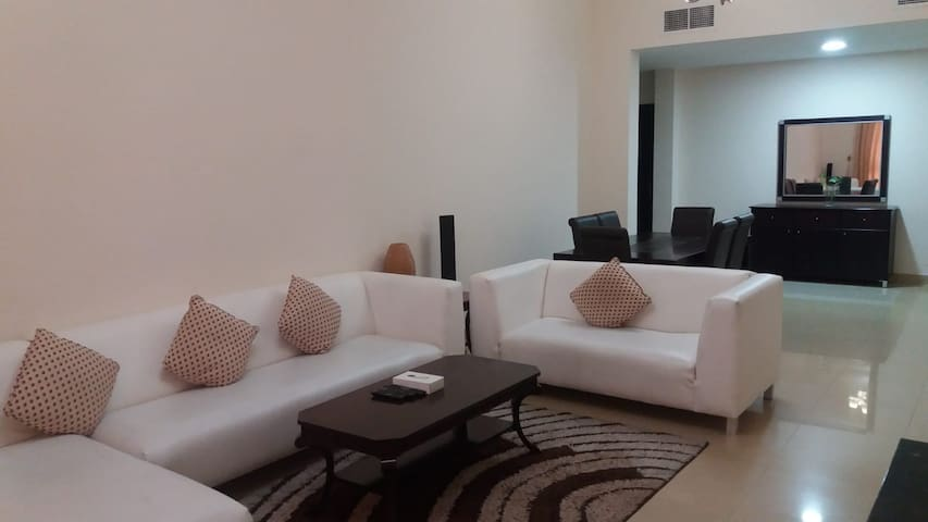 Spacious 3 Bedroom Furnished Apartment in Seef