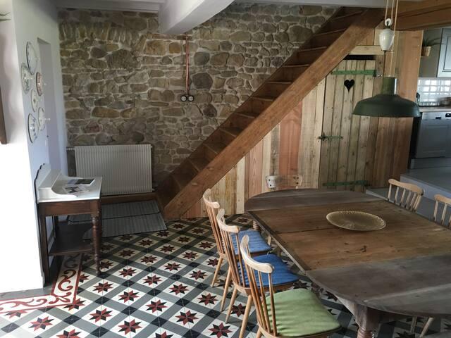 La Maison de Marie-Louise, style et authenticité.