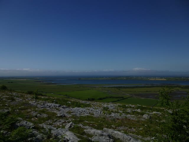 The UNESCO Geo heritage park,  The Burren