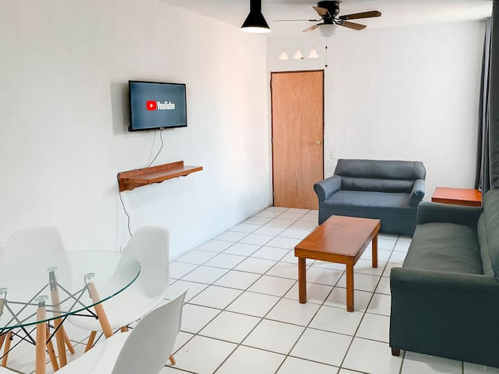 Comfortable and newly renovated apartment in PV!!