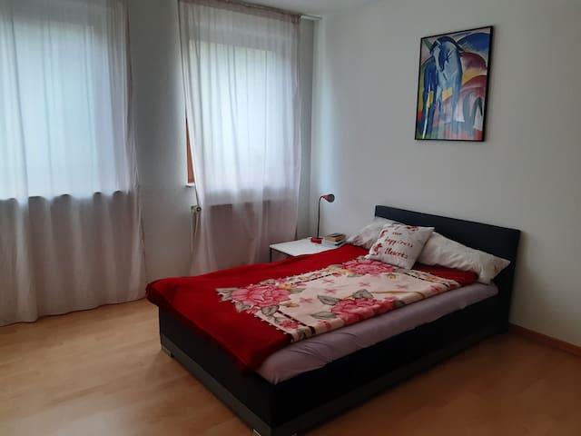 Schöne 2 Zimmerwohnung im Ostviertel