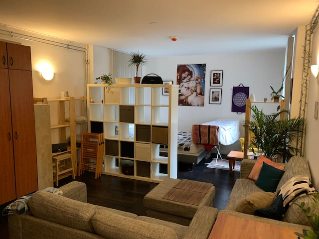 WONDERFUL STUDIO IN THE HEART OF UTRECHT!