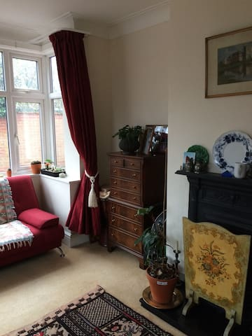 Two rooms in large townhouse ,for city or UEA