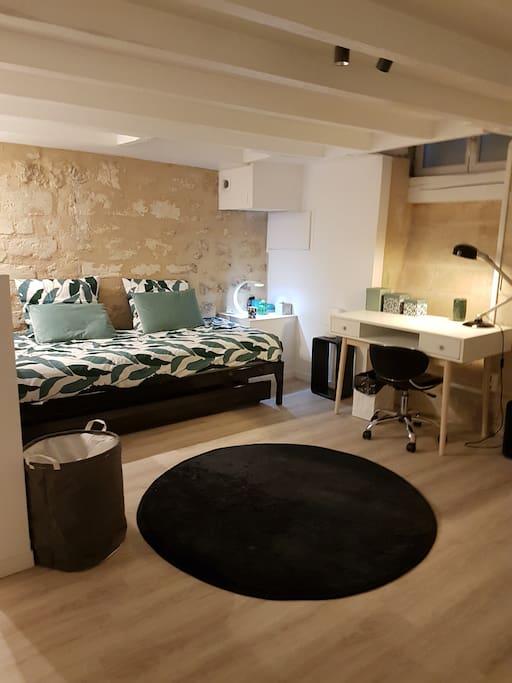 Chambre 2- 2 lits