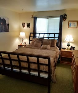 Homey Cedarville Apt. w/ queen bed - Cedarville - 公寓
