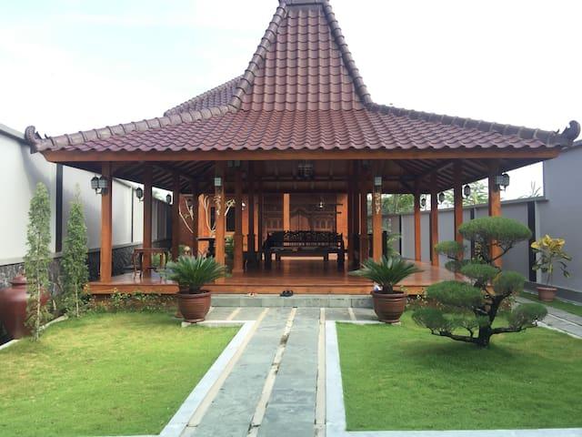 Villa Mami- Borobudur - Borobudur - Villa