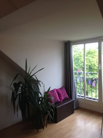 Studio close to Trade Fair and Airport