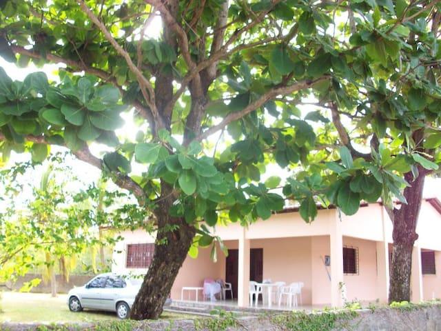 Casa de praia no Pontal da Ilha de Itamaracá