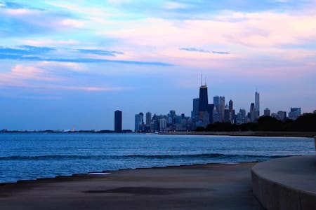 Spacious Lincoln Park Apartment Close to Downtown - Chicago - Apartment