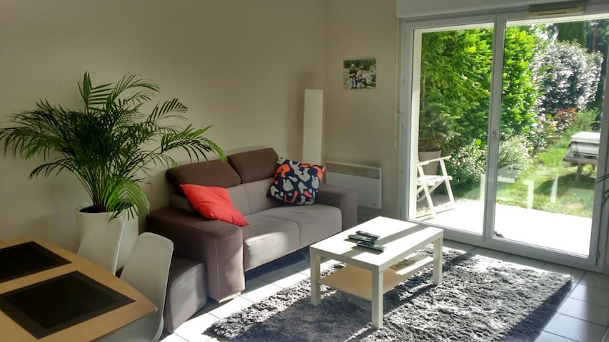 Cosy house near Bordeaux - free parking and pool! - Mérignac - Hus