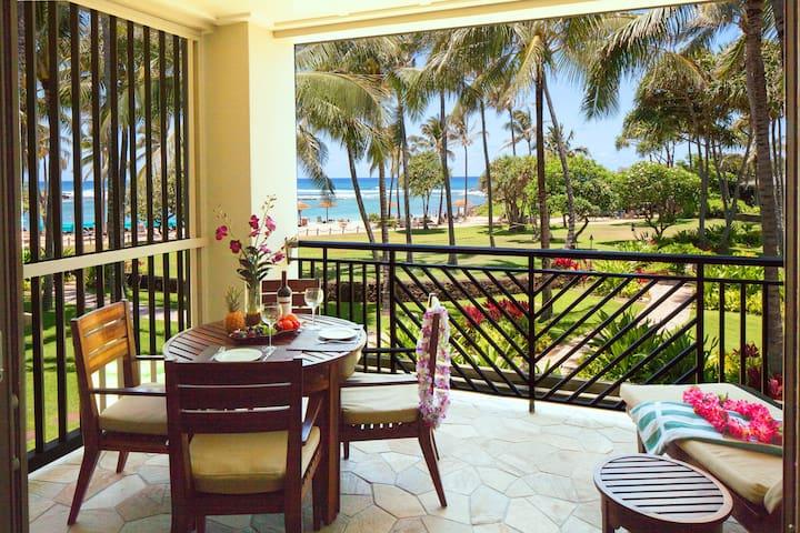 Villa 205 Second Floor Studio Direct Ocean Views - カフク - 別荘