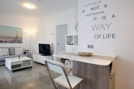 Central apartment with parking - M1 - Ronda - 公寓