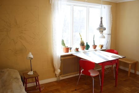 Resursgården i Ulriksfors, rum 3