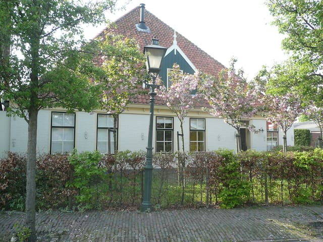 Old Nursery in Beautiful Waterland - Ilpendam - Aamiaismajoitus