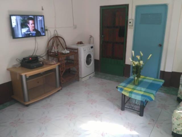 Tara room washing machine