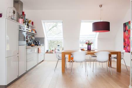 Top central: 130 qm penthouse-loft - Köln - Loft