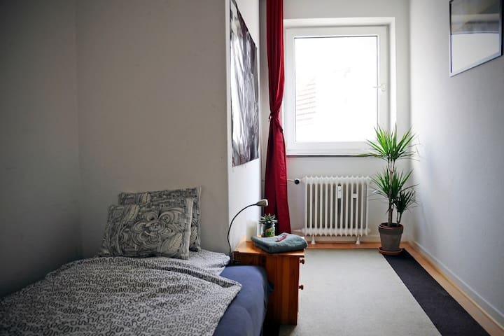 Kleines Zimmer in der Altstadt - Bielefeld - Appartement