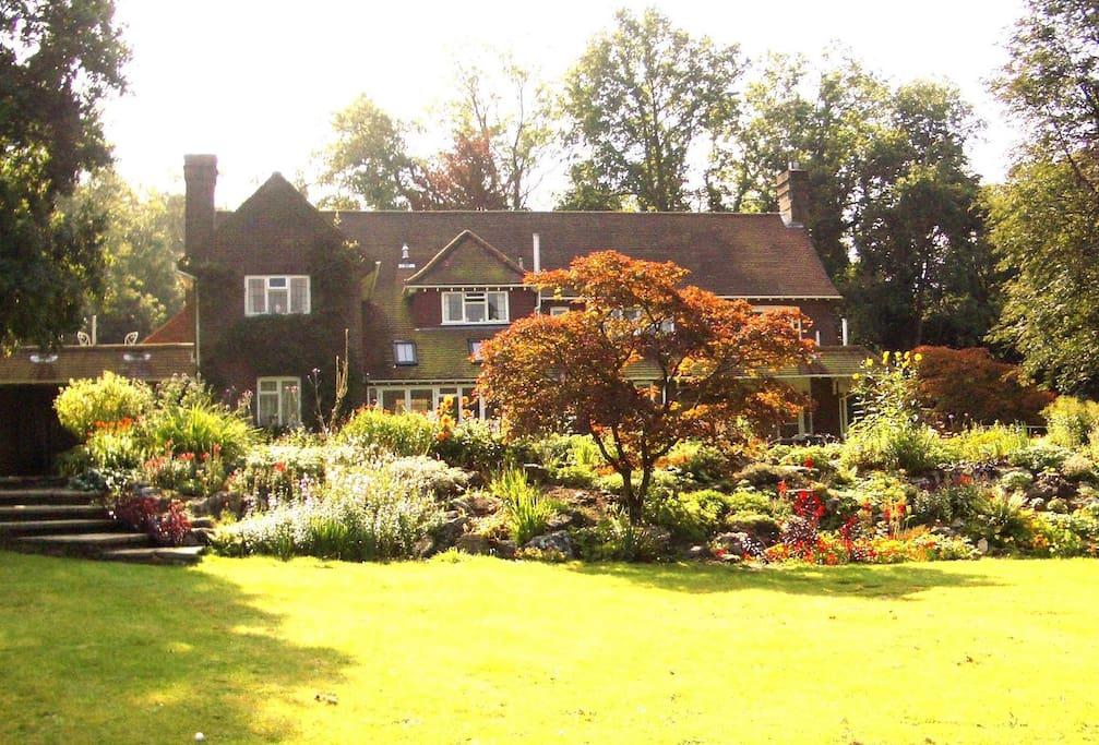 Garden Rooms Westcott