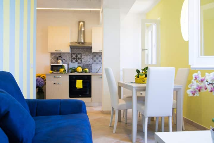Lemon Flats - Giada Apartment
