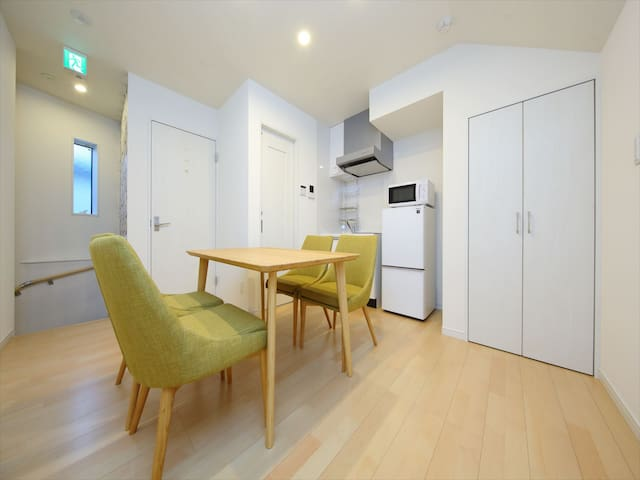 Amazing Mt.Fuji view! 1BR apartment In Setagaya