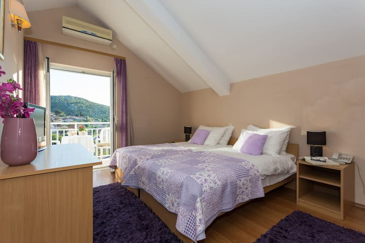 B&B for2, 7kmDubrovnik 200mSea - Kupari - Bed & Breakfast