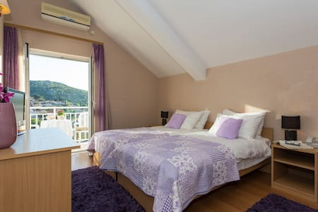 Mlini B&B for2(+1) nearDubrovnik - Kupari - Bed & Breakfast