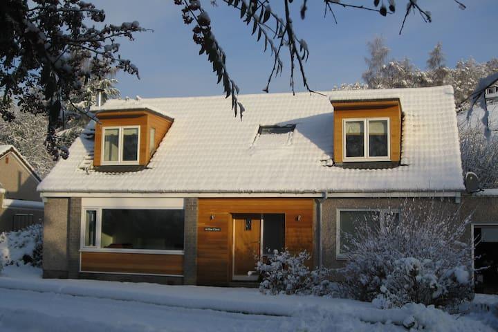 Glen Carra House, Dunkeld