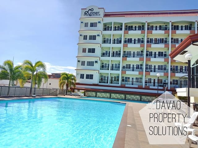 Cosy and clean studio condo in downtown davao city