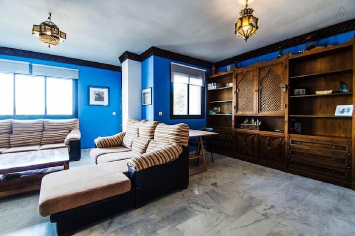 Apartamento Centrico, Piscina y Terraza Exclusiva
