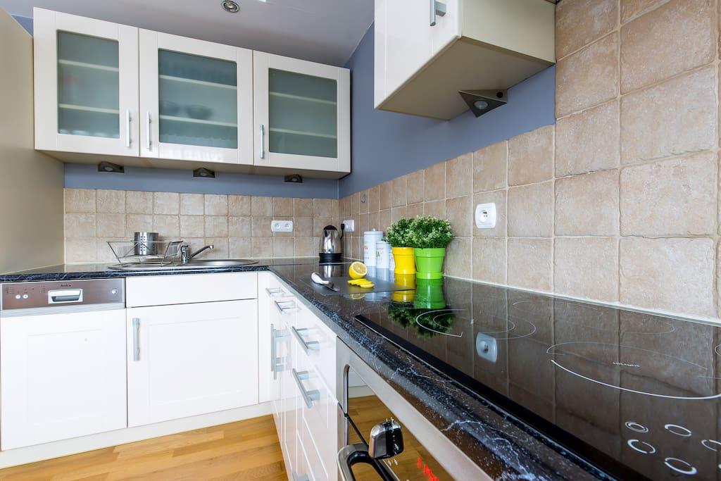 Aneks kuchenny/kitchenette
