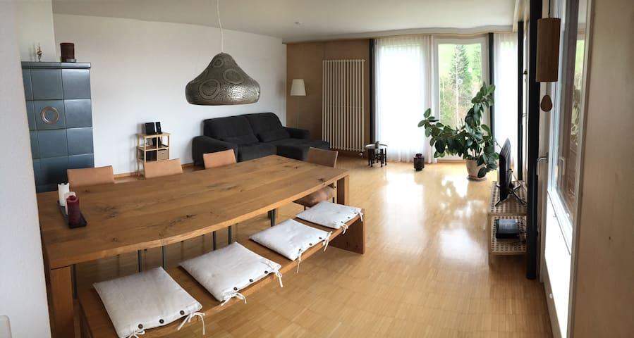 Familienfreundliche Wohnung