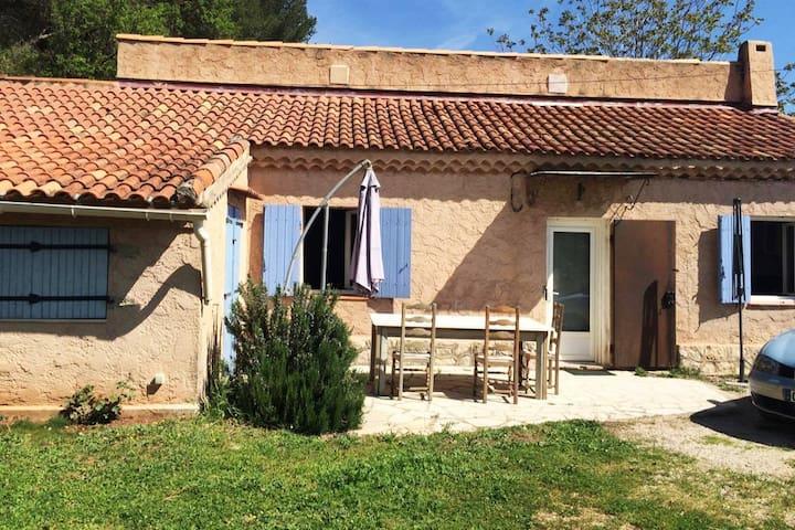 MAISON AU CALME, Proximité Aix-en-provence. - Gardanne - Casa