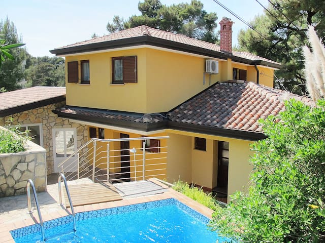 111 m² Holiday House Jadranka in Umag - Umag - Casa