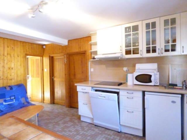 Appartement 3 pièces 6 couchages LA PIERRE ST MARTIN