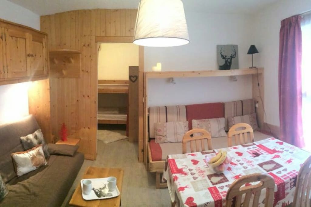 Appartement Cosy Coeur De Station Apartments For Rent In