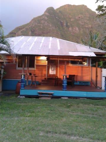 Kaaawa Beach Paradise Cottage