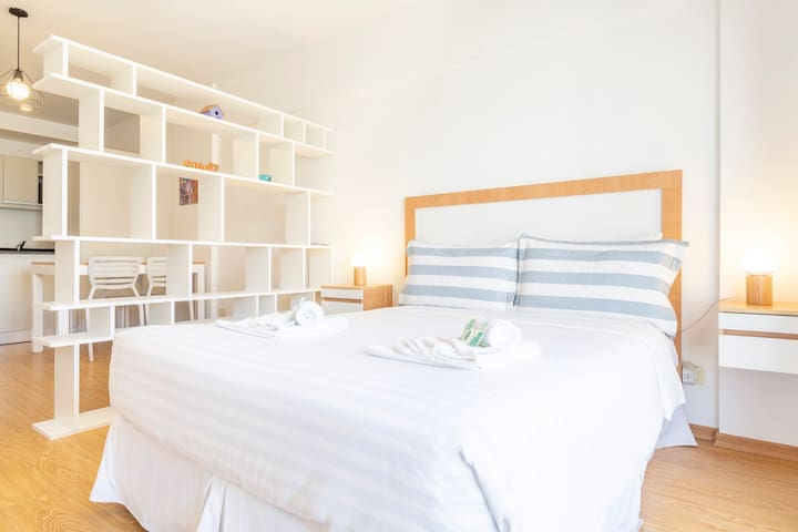 ✦ Lovely Studio Home at UP ✦ Residential Palermo