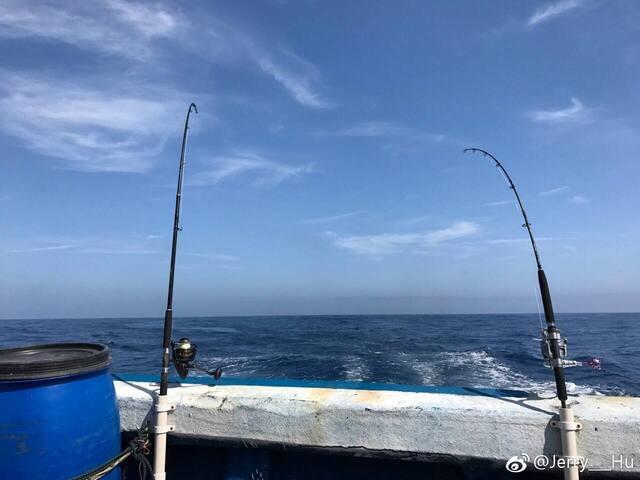 可出海捕鱼