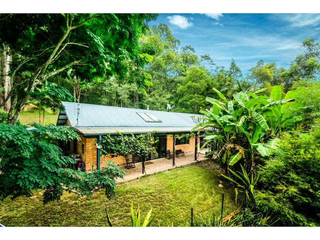 NEW! Secluded Forest Retreat 6min From Bellingen