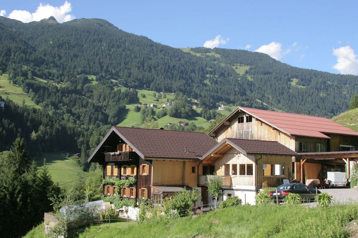 Modern Apartment in Schruns with Mountain View