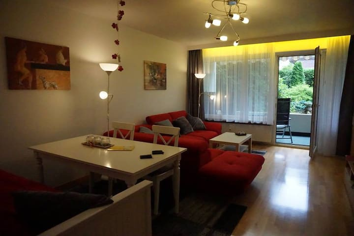 """Ferienwohnung """"Eulennest"""" - Bad Sachsa - Appartement"""