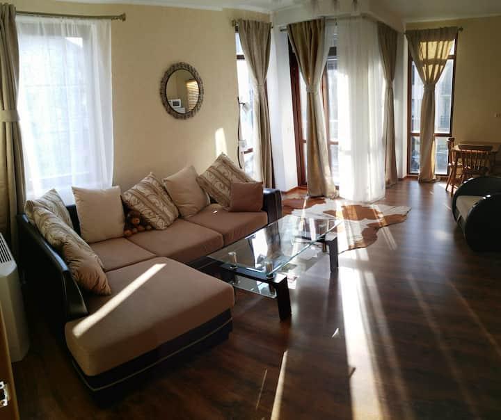 Квартира для вашего отдыха в Красной Поляне.