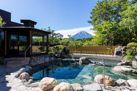Green holiday village - Fujikawaguchiko-machi - 城堡