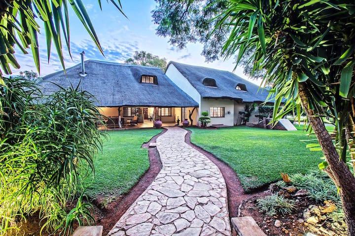 Cliff Chat Lodge - Waterberg - Mokopane - Limpopo
