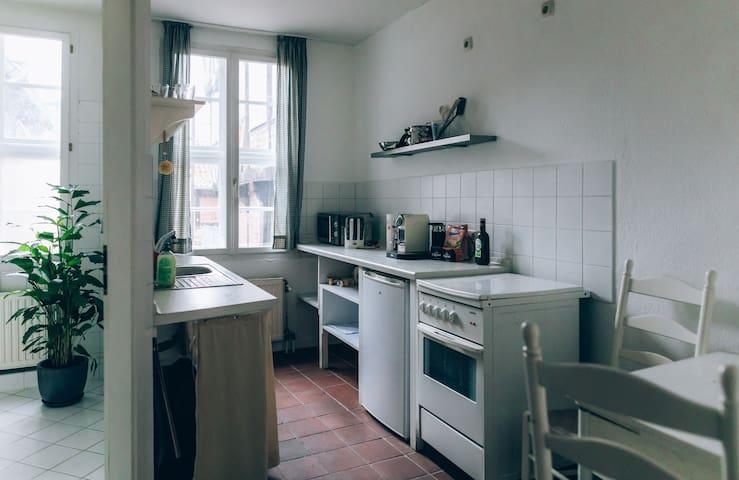 Gemütlich Wohnen im Herzen Lüneburgs - Lüneburg - Apartment