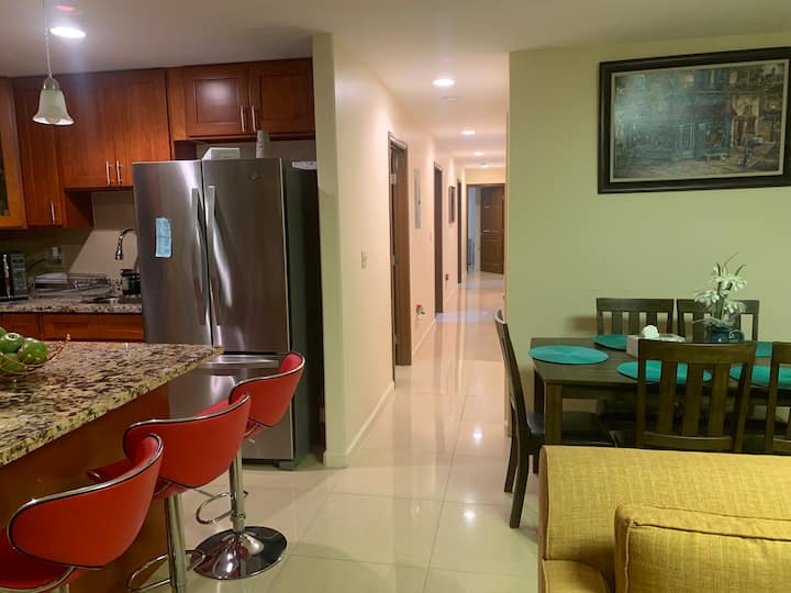 Waikiki End - DH promenade Suite Ground Floor.