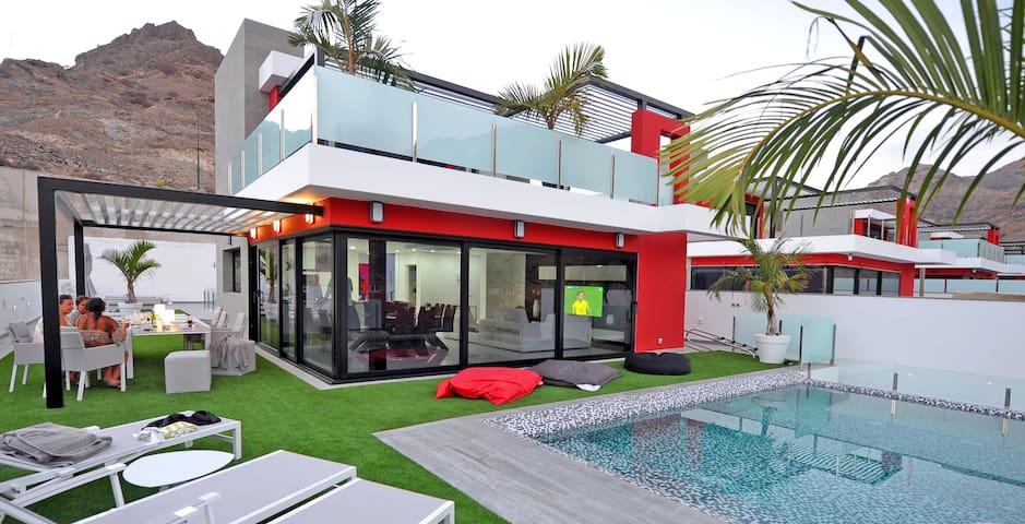 Art & Design Villa - Mogán - Villa