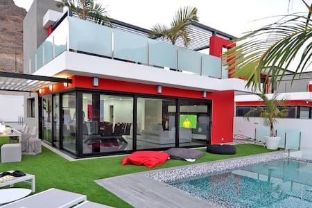 Art & Design Villa - Mogán