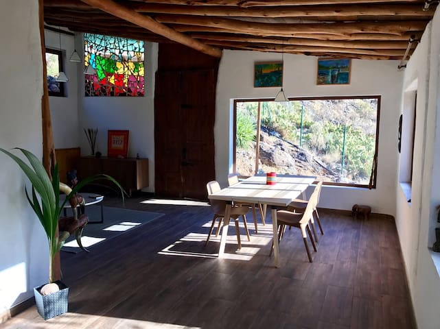 Beautiful Rustic Villa Maspalomas