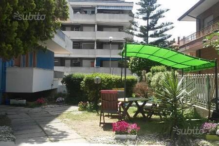 BILOCALE 4 POSTI LETTO RESIDENCE ABRUZZO MARE - Silvi - 公寓